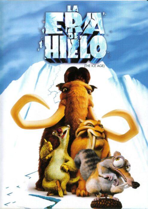 Poster de la película 'Era de hielo'