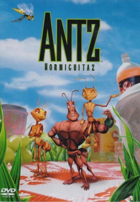 Poster de la película 'Hormiguitas'
