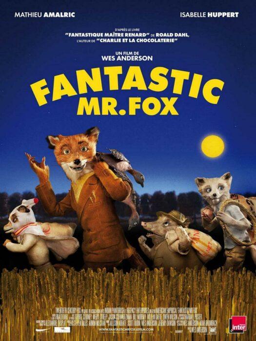 Poster de la película 'El fantástico Sr. Zorro'