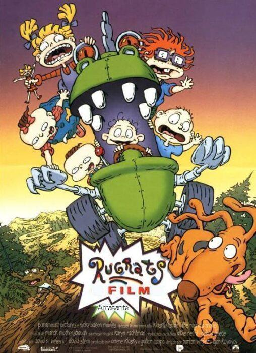 Poster de la película 'Rugrats: La película'