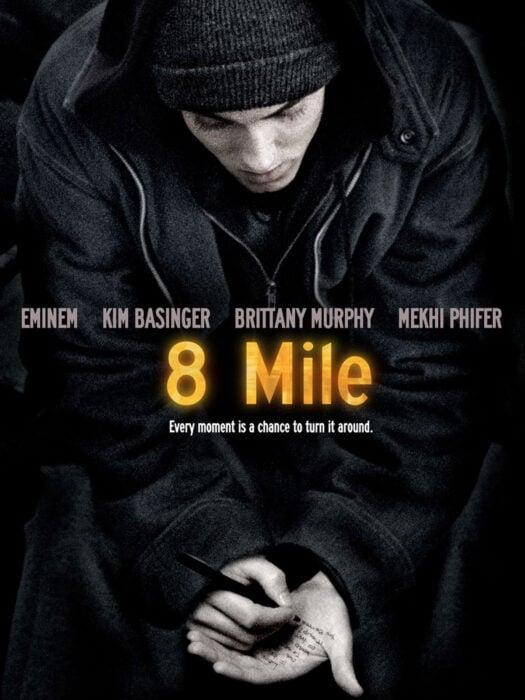 Poster de la película '8 Mile: La calle de las ilusiones'