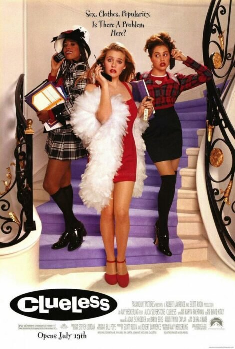 Poster de la película 'Clueless'
