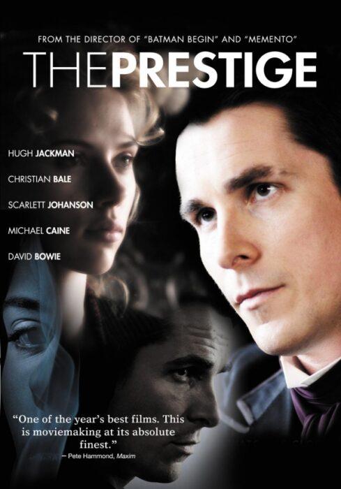Poster de la película 'El gran truco'