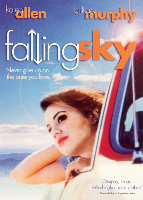 Poster de la película 'Falling Sky'