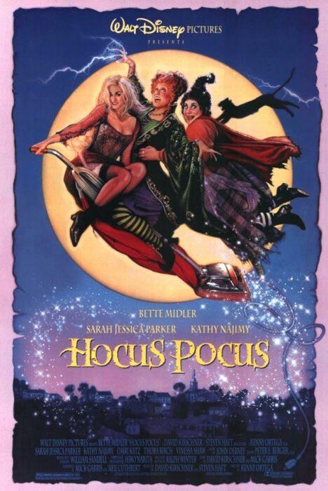 Poster de la película 'Hocus Pocus'
