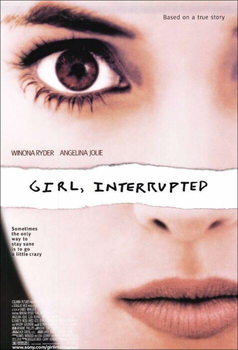 Poster de la película 'Inocencia interrumpida'