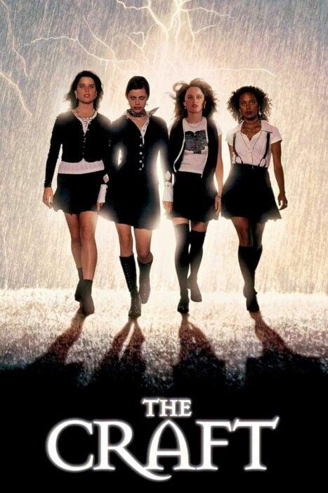 Poster de la película 'Jóvenes y brujas'
