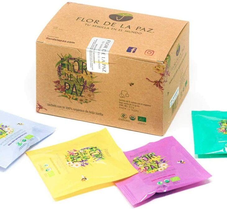 Kit de diferentes tés