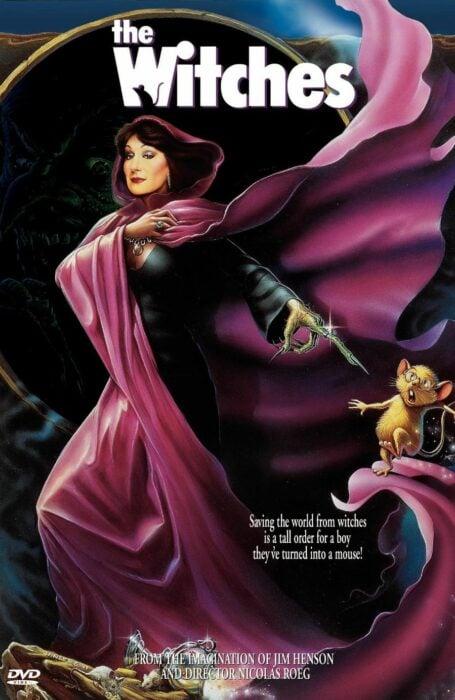 Poster de la película 'Las brujas'
