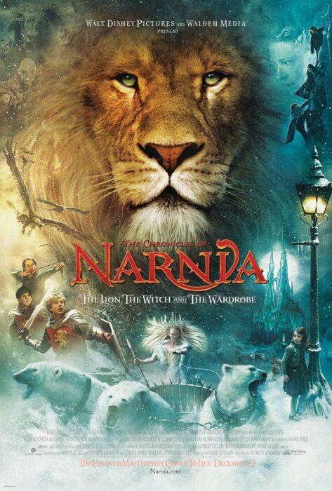 Poster de la película 'Las crónicas de Narnia'