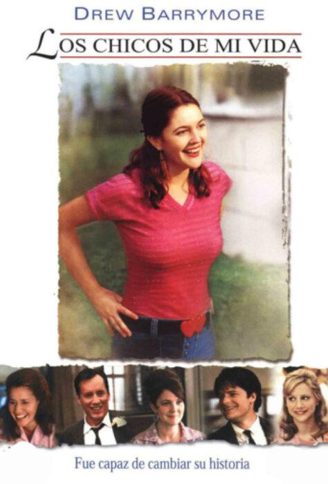 Poster de la película 'Los chicos de mi vida'