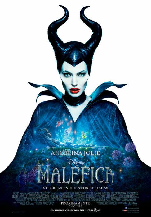 Poster de la película 'Maléfica'