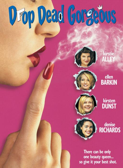 Poster de la película 'Muérete, bonita'