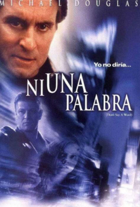 Poster de la película 'Ni una palabra'