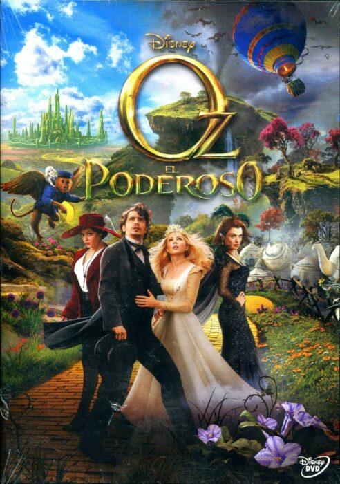 Poster de la película 'Oz: el poderoso'