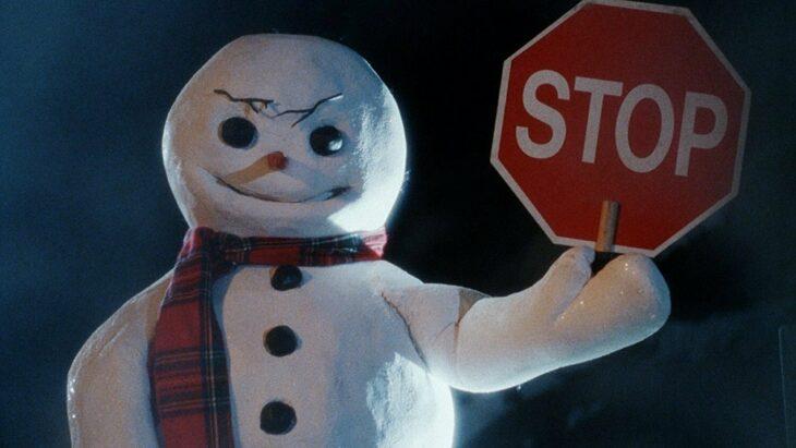 Escena de la película Jack Frost; Películas perfectas para quienes odian la Navidad