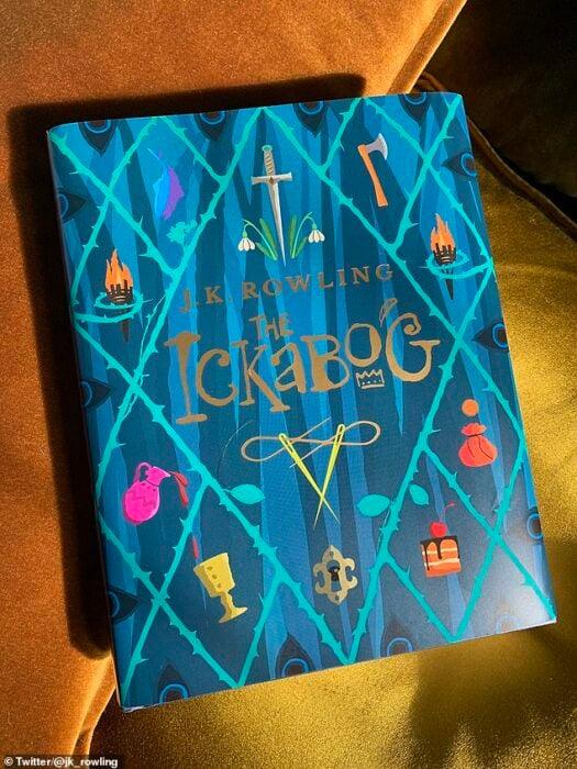 Portada del nuevo libro de J.K. Rowling de 'El Ickabog'