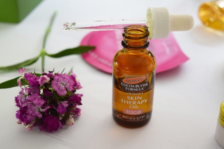 Palmer's Rosehip Facial Serum; pharmacy products for beautiful skin