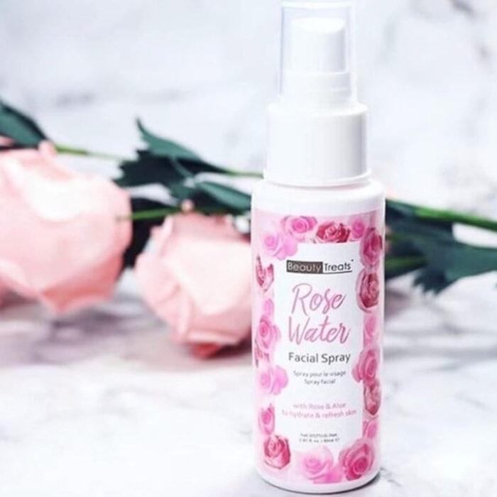 Beauty Treats Rose Water Facial Spray