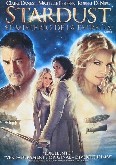 Poster de la película 'Stardust, el misterio de la estrella'