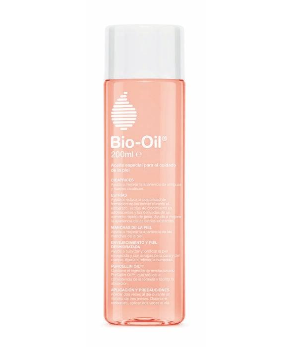 Aceite Bio color rosa para la piel