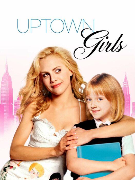 Poster de la película 'Uptown Girls'