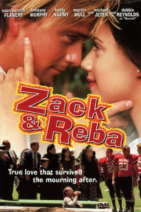Poster de la película 'Zack and Reba'
