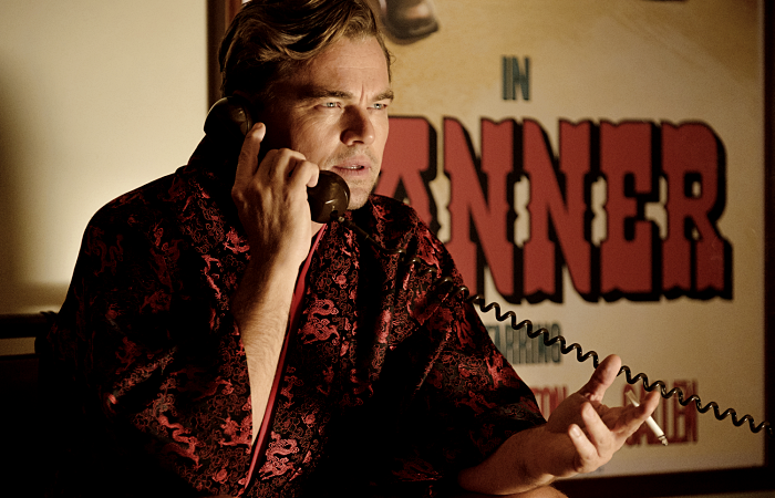 escena de Once Upon A Time... In Hollywood