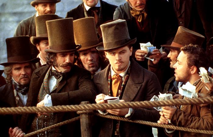 escena de Gangs Of New York