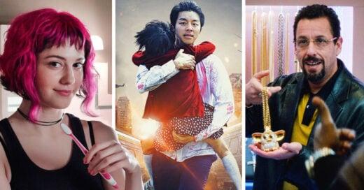 14 Películas en Netflix por si no sabes qué ver este fin de semana