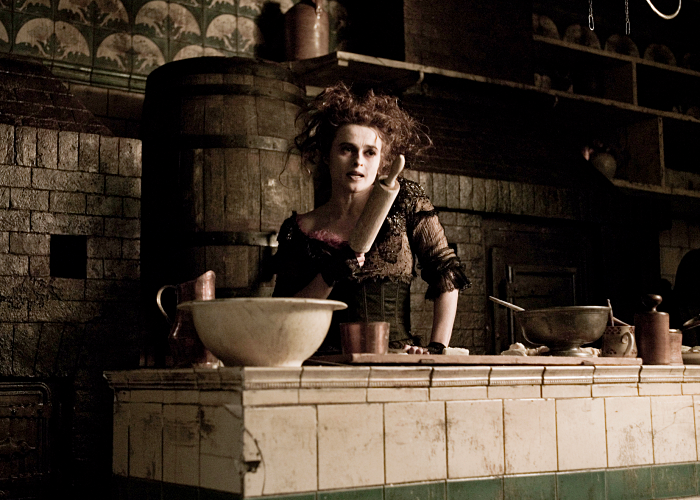 escena de Sweeney Todd: The Demon Barber Of Fleet Street