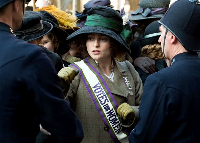 escena de Suffragette
