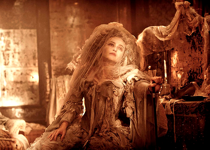 escena de Great Expectations