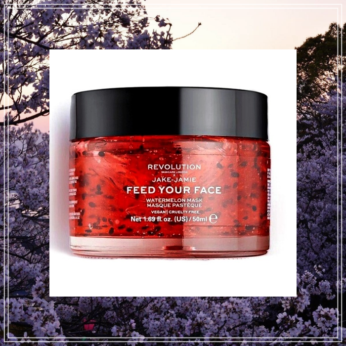 WATERMELON Jake Jamie Hydrating Face Mask - Revolution Skincare