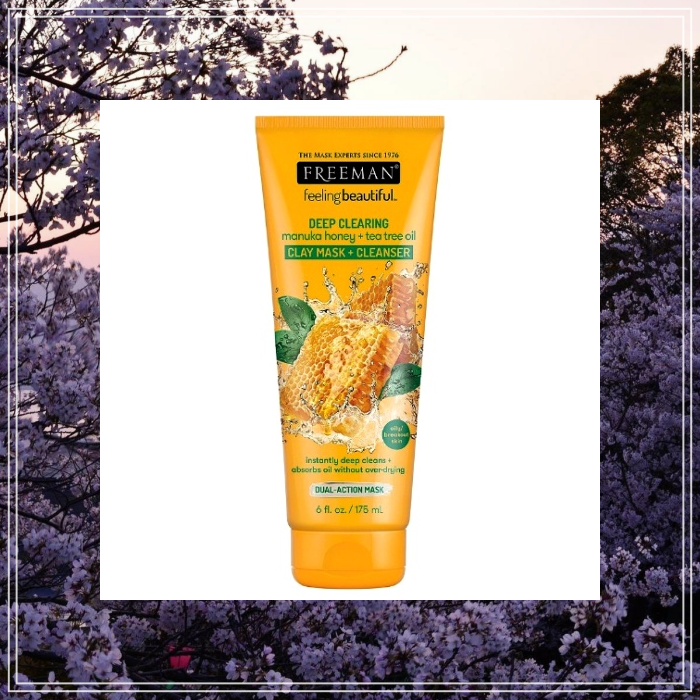 Mascara Cleanser Deep Clearing Manuka Honey Plus Tea Tree Oil