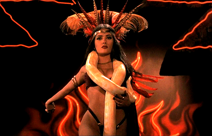 escena de From Dusk Till Dawn
