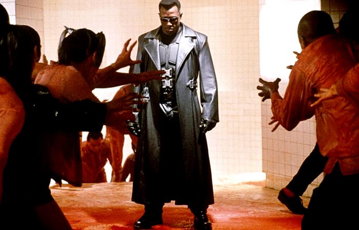 escena de Blade
