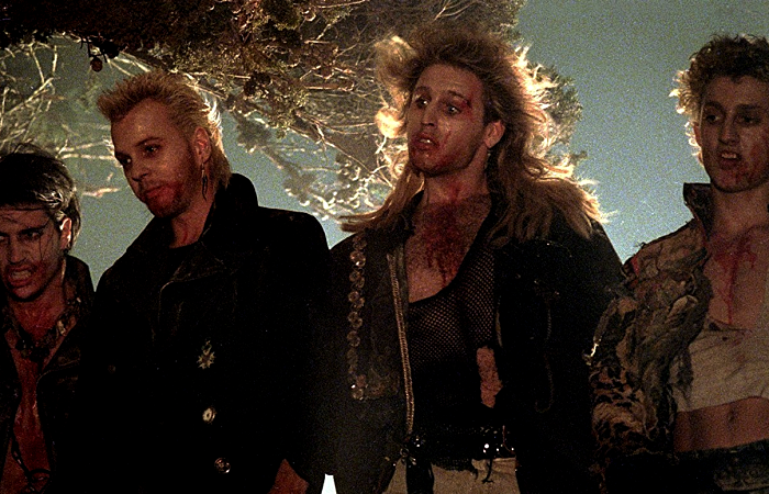 escena de The Lost Boys