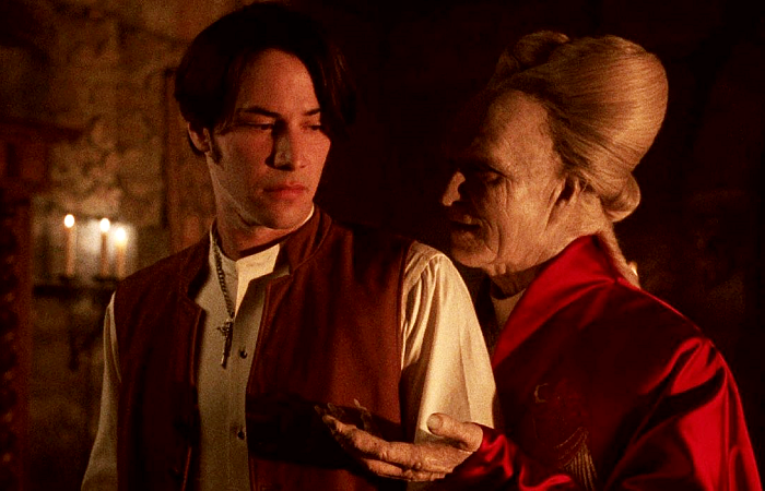 escena de Bram Stoker's Dracula