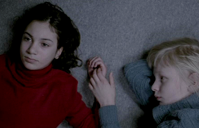 escena de let the right one in