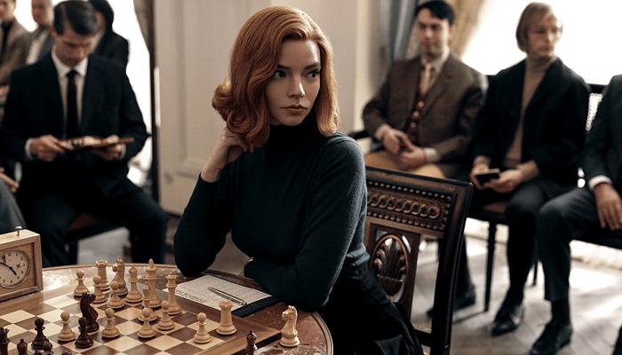 escena de The Queen's Gambit