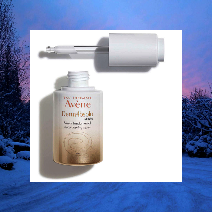 AVÈNE DERMABSOLU ANTI-AGING ACTIVATING CONCENTRATED SERUM FOR SENSITIVE SKIN