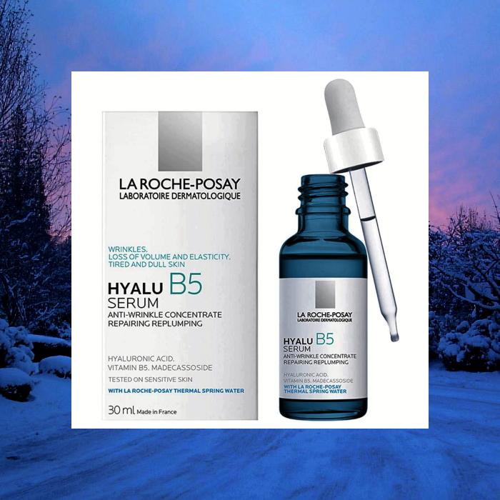 La Roche Posay Hyalu B5 Serum Facial de Acido Hialuronico con Vitamina B5 Puro. Suero Concentrado Antiarrugas