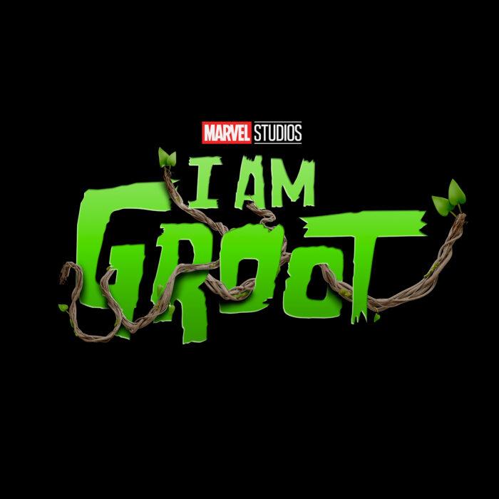 Poster promocional de I Am Groot