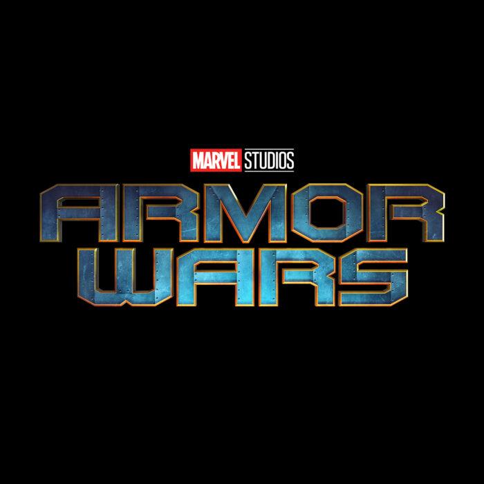 Poster promocional de Armor Wars; 12 Series de Marvel que estrenarán en Disney+ en 2021