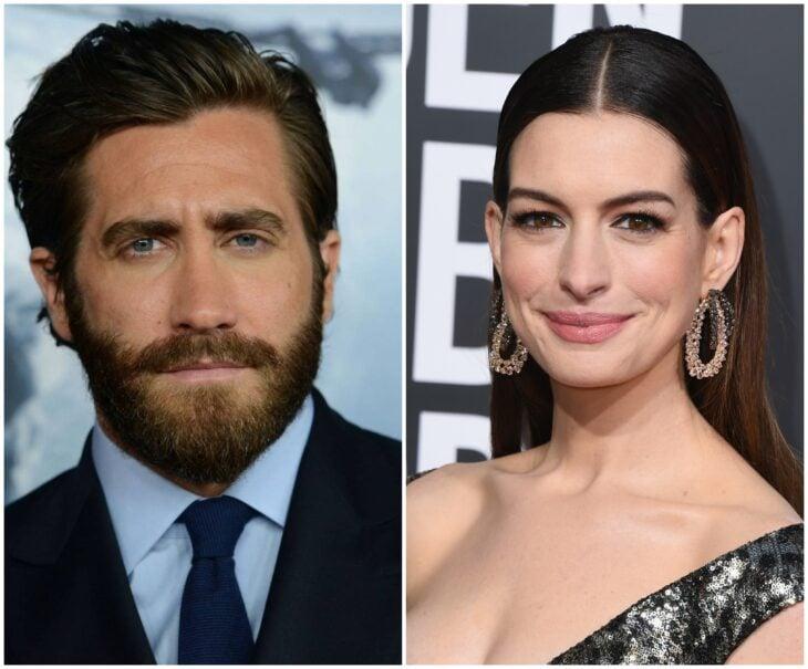 Jake Gyllenhaal y Anne Hathaway
