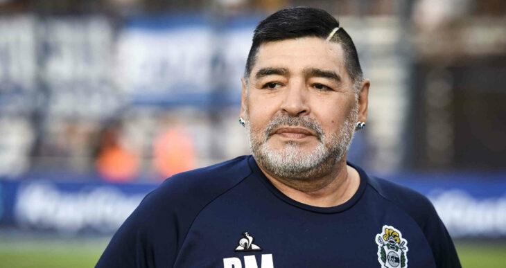 Diego Armando Maradona; 13 Famosos que partieron de este mundo en 2020