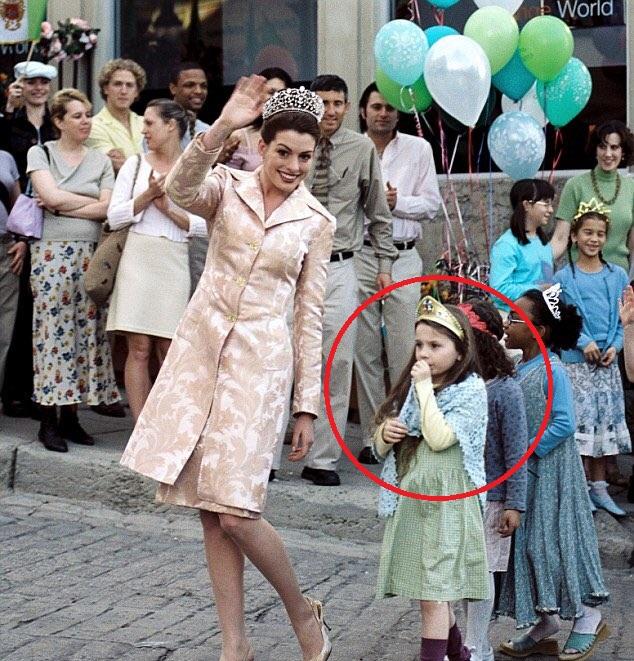 Abigail Breslin en El diario de la princesa 2; 15 Famosos que aparecieron en series y películas y nadie recuerda