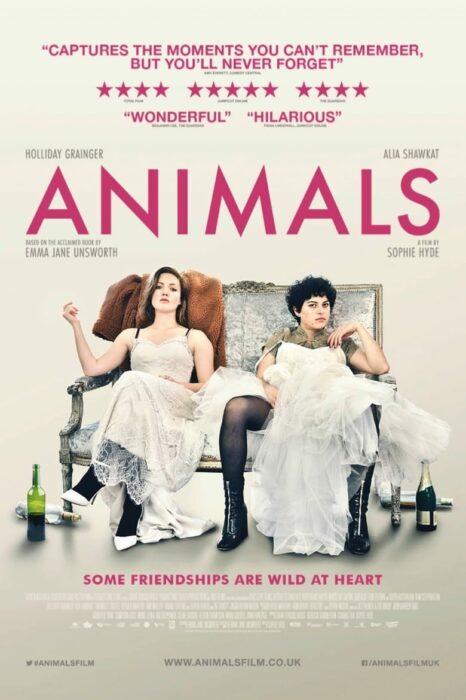 Poster de la película 'Animals'