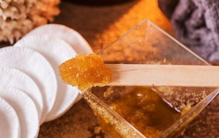 Exfoliante de Azúcar morena y áloe vera